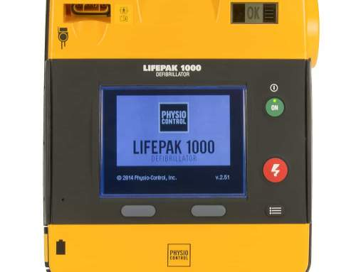 Physio-Control LifePak 1000 Is Going To Be Your Favorite